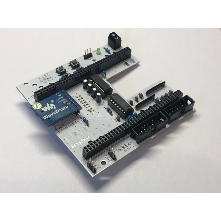 PIN2DMD Connection Board V4